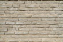 Gray Decorative Concrete Fence...