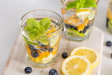 Summer Healthy Cocktails Of Ci...