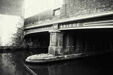 Barker Bridge Over Birmingham ...
