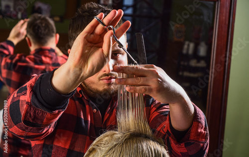 Photo Healthy hair