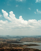 Hartbeespoort Dam In South Africa