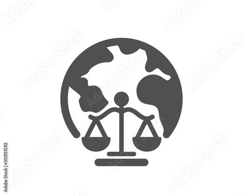 Fotografija Magistrates court icon