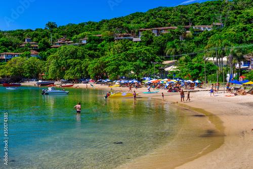Papel de parede Ossos Beach in Buzios, Rio de Janeiro, Brazil