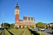 Magnificent Calais Town Hall