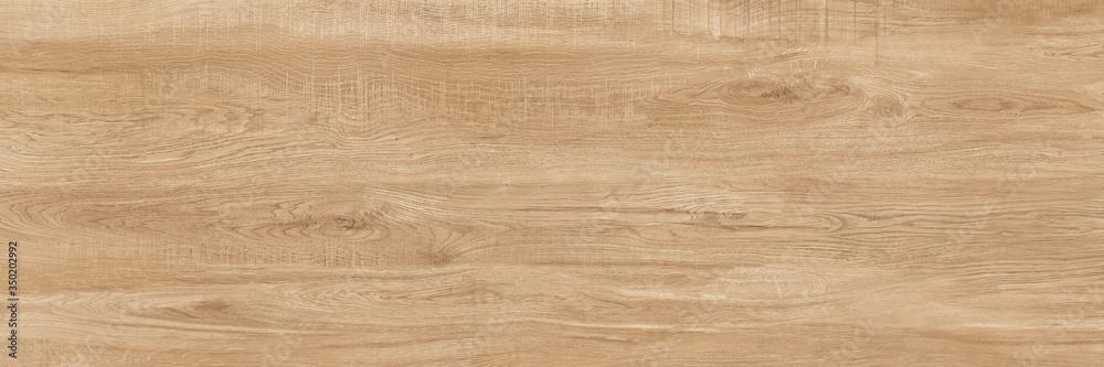 Fototapeta Light wood texture, natural background