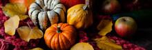 Autumn, Harvest Time. Composit...