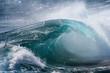 Ocean wave in stopmy weather