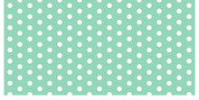 White Polka Dots Seamless Patt...