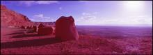Panoramic View Of Rock Formati...