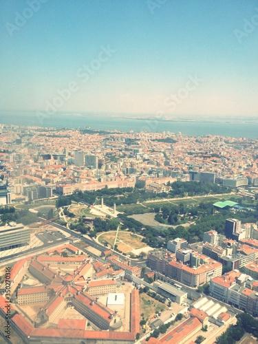 High Angle Shot Of Cityscape © monika katic/EyeEm