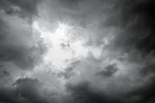 Clouds. Rain Clouds. Storm Is ...