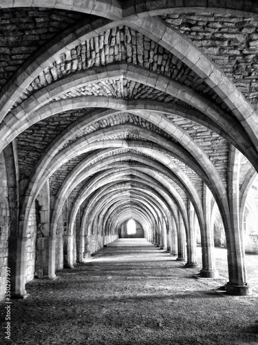 Fotografie, Obraz View Of Archway