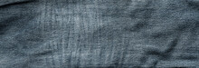 Texture Of Old Used Jeans Usin...
