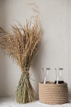 Knitted Jute Interior Baskets