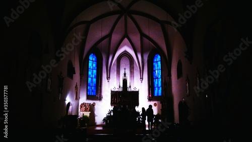 Fotografia Altar In Church