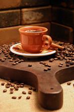 Um Café Preto No Inverno Suli...