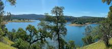 Panorama Of Lake Folsom