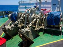 Ships Windlass, Ships Anchorin...