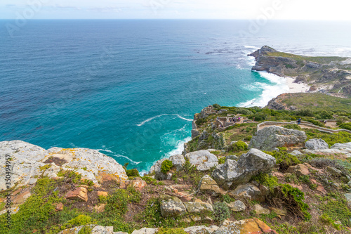 Valokuvatapetti Cape of Good Hope, Cape of Good Hope Nature Reserve, South African Republic