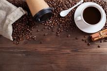 Coffee Beans, Cinnamon, Coffee...