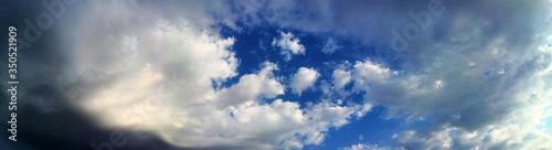 Obraz Panoramic Cloudscape - fototapety do salonu