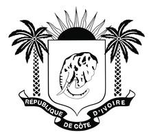 Ivory Coast Coat Of Arms Vecto...
