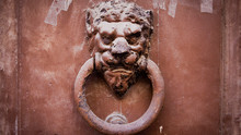 Old Knocker On A Maltese Home