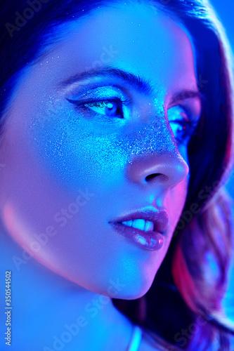 Fototapety, obrazy: fantasy portrait of girl