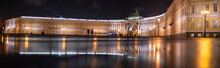 View Of The Palace Square St. ...
