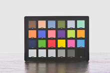 Photography 24 Color Card Test Color Balancing Card Palette Board