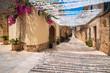 Leinwandbild Motiv Alcudia, Majorca, Balearic islands, Spain