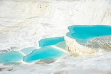 Pamukkale, Natural Pool With B...