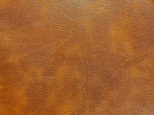 Brown Leather That Looks Elegant And Beautiful From An Electric Guitar Case. Background Or Texture. Use For Your Business.