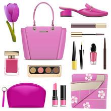 Vector Spring Female Accessories