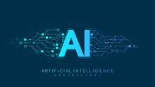 Artificial Intelligence Logo, ...