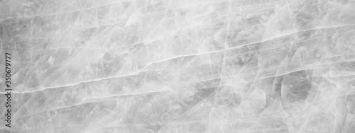 Gray white abstract quartz marble marbled texture background banner Canvas-taulu