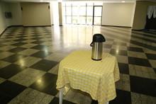 Garrafa De Café Solitário