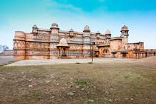 Gwalior Fort Or Gwalior Qila, ...