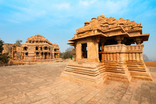 Sasbahu Or Sas Bahu Temple, Gw...
