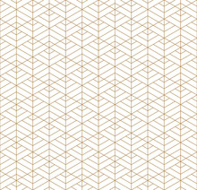 Seamless Geometric Pattern Ins...