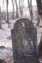 Jewish Cementery In Będzin, S...
