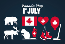 First July Canada Day Celebrat...