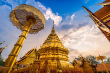 Wat Phra That Doi Suthep Is A ...