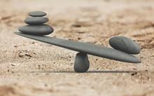 Spa Concept With Zen Basalt St...