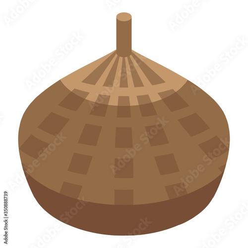 Photo Forest acorn icon