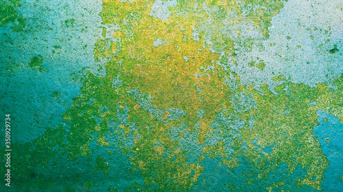 Abstract green background for anything. Canvas Print