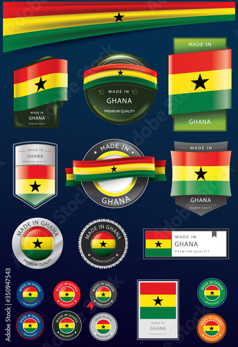 Photo accra, background, banner, button, certificate, color, country, design, emblem,