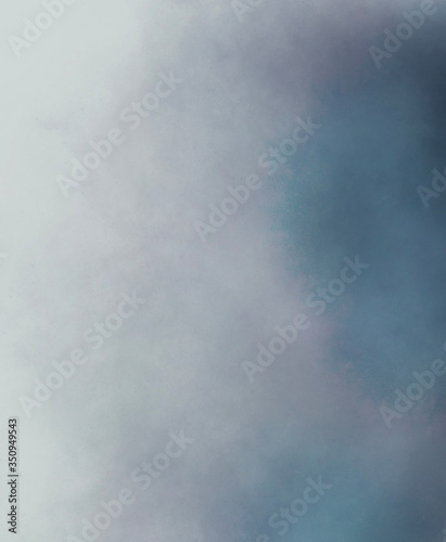 Abstract fog background Canvas Print