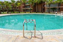 The Pool During The Coronaviru...