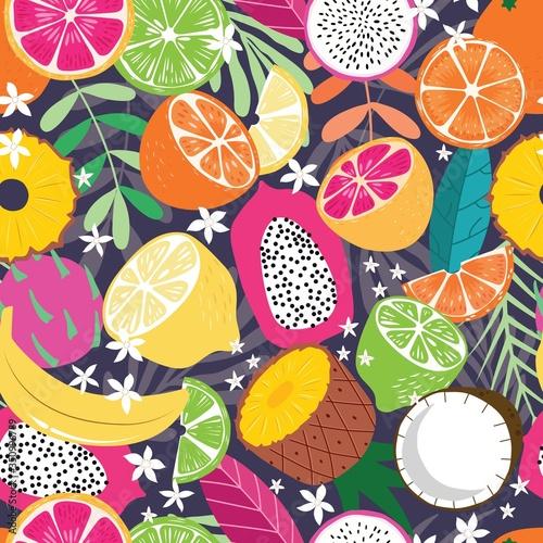 wzor-w-owoce